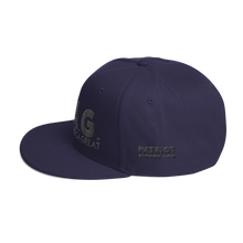 Load image into Gallery viewer, Ultimate Keep America Great Hat 3D Puff Embroidered In Light Colors | Black Embroidery