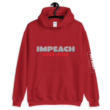 Load image into Gallery viewer, Impeach Deez Nuts Anti Trump Impeachment Hoodie | Dark Colors