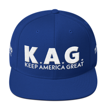 Load image into Gallery viewer, Ultimate Keep America Great Hat 3D Puff Embroidered In Red | Various Colors