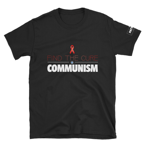 Find The Cure T-Shirt | Communism | Dark Colors