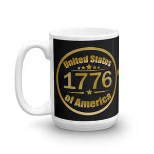 1776 U.S.A. Mug | Dark Color