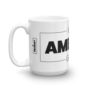 Keep America Great Mug | 2020 Trump Election Coffee Mug | Light Color