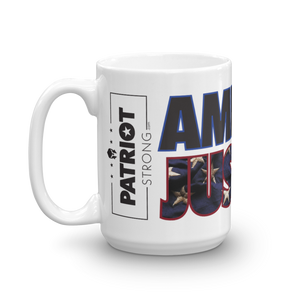 Pro American Coffee Mug | American Just Be It Mug | Light Color
