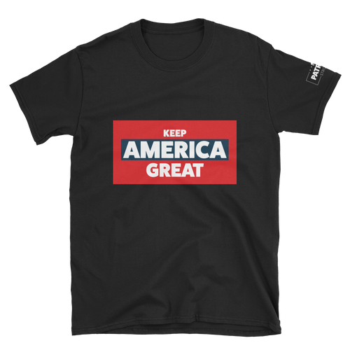 Keep America Great T-Shirt | Trump | Dark Colors