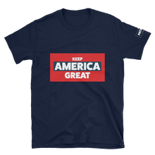 Load image into Gallery viewer, Keep America Great T-Shirt | Trump | Dark Colors
