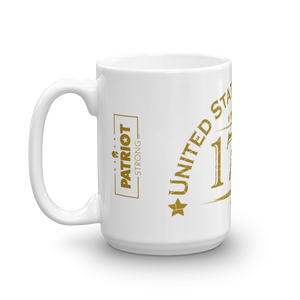 United States of America 1776 Mug | Light Color