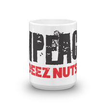 Load image into Gallery viewer, Pro Trump Impeachment Protest Coffee Mug | Impeach Deez Nuts Anti-Impeachment #1 | Light Color Mug