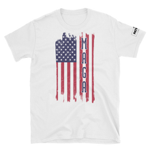 Load image into Gallery viewer, United States American Flag M.A.G.A. T-Shirt | Light Colors