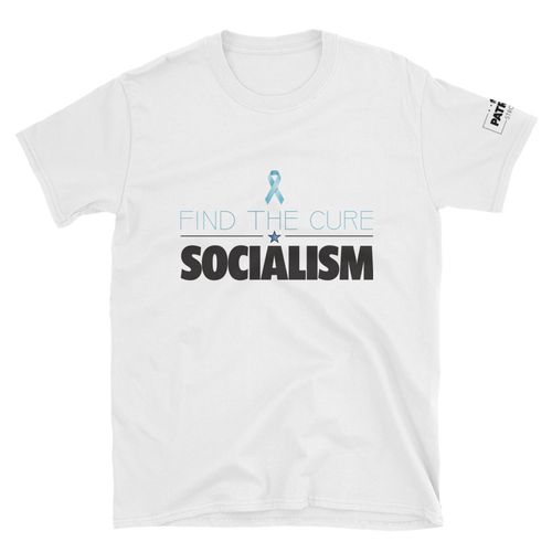 Find The Cure T-Shirt | Socialism | Light Colors