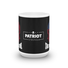 Load image into Gallery viewer, Stand Your Ground American Spartan Flag Coffee Mug | Dark Color