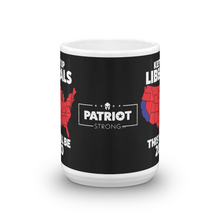 Load image into Gallery viewer, 2020 Election Mug | Keep It Up Liberals This Will Be 2020 Coffee Mug | Dark Color