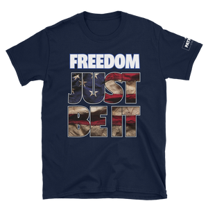 Freedom T-Shirt | Just Be It | Dark Colors