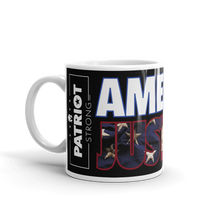 Load image into Gallery viewer, Pro American Coffee Mug | American Just Be It Mug | Dark Color