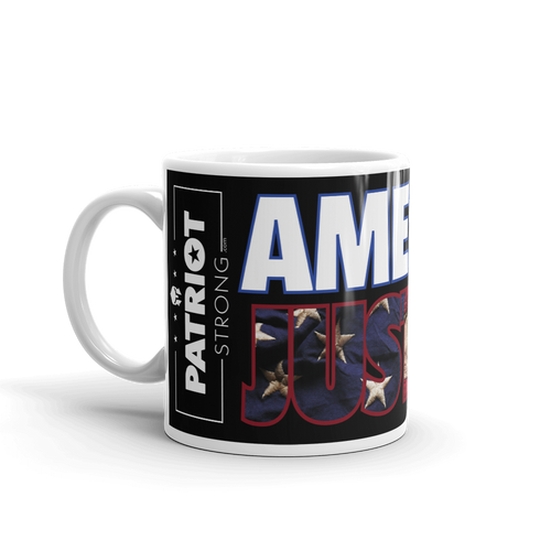 Pro American Coffee Mug | American Just Be It Mug | Dark Color