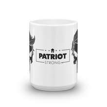 Load image into Gallery viewer, Trump Punisher Blacked Out Coffee Mug | Light Color