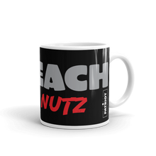 Load image into Gallery viewer, Trump Impeachment Inquiry Mug | Impeach Deez Nuts Funny | Dark Coffee Mug
