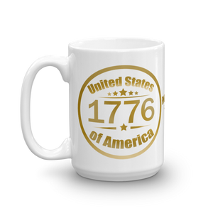 1776 U.S.A. Mug | Light Color