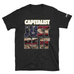 Capitalist T-Shirt | Just Be It | Dark Colors