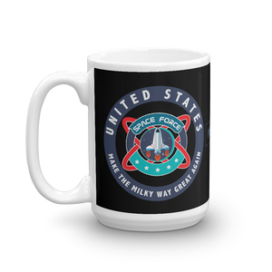 United States Space Force Coffee Mug | Dark Color