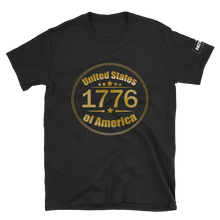 Load image into Gallery viewer, 1776 United Stated of America T-Shirt | Dark Colors