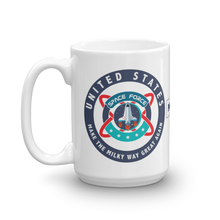 Load image into Gallery viewer, United States Space Force Coffee Mug | Light Color