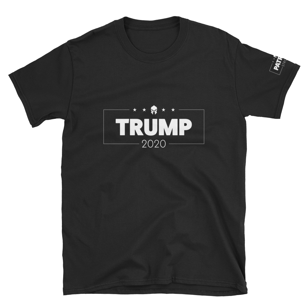 Trump 2020 T-Shirt | Outlined | Dark Colors