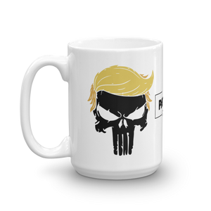 Trump Punisher Coffee Mug | Light Color
