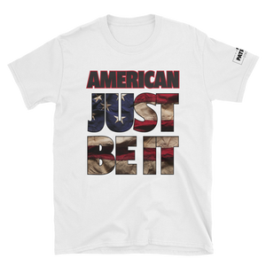 American T-Shirt | Just Be It | Light Colors