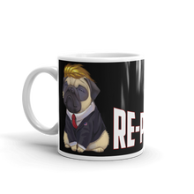 Load image into Gallery viewer, Trump Pug Republican Mug | I Vote Repuglican Coffee Mug #3 | Dark Color