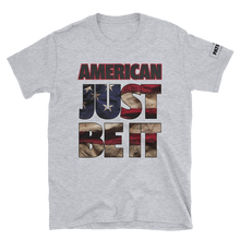 Load image into Gallery viewer, American T-Shirt | Just Be It | Light Colors
