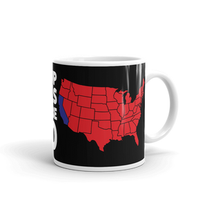 2020 Election Mug for Conservatives | Keep It Up Liberals This Will Be 2020 | Dark Color