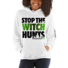 Load image into Gallery viewer, Stop Political Witch Hunts Hoodies | Light Colors