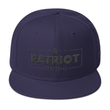 Load image into Gallery viewer, Patriot Strong 3D Puff Embroidered Premium Hat | Light Colors
