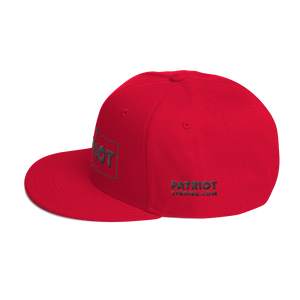Patriot Strong 3D Puff Embroidered Premium Hat | Light Colors