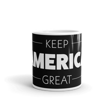Load image into Gallery viewer, Keep America Great Mug | 2020 Trump Election Coffee Mug | Dark Color