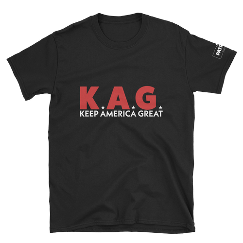 K.A.G. T-Shirt | Keep America Great | Dark Colors