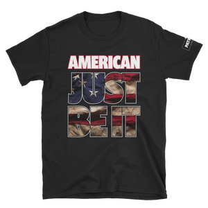 American T-Shirt | Just Be It | Dark Colors