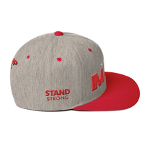 Load image into Gallery viewer, Ultimate MAGA Hat With Red 3D Puff Embroidery | Dark Colors