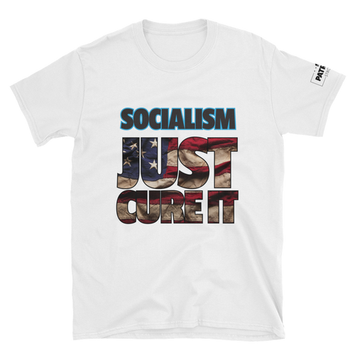 Socialism T-Shirt | Just Cure It | Light Colors