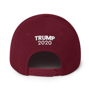 Ultimate Keep America Great Hat 3D Puff Embroidered In Red | Various Colors