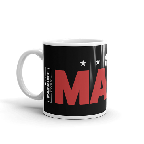 MAGA Mug | Make America Great Coffee Mug | Dark Color
