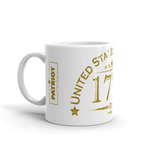 Load image into Gallery viewer, United States of America 1776 Mug | Light Color