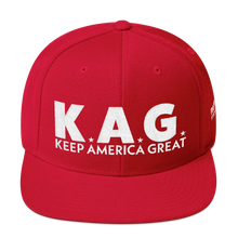 Load image into Gallery viewer, K.A.G. Keep America Great Hat | Red