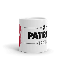 Load image into Gallery viewer, American Spartan Flag Patriot Strong Coffee Mug | Light Color