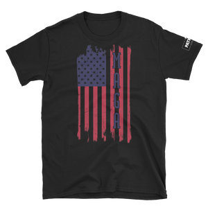 United States American Flag M.A.G.A. T-Shirt | Dark Colors