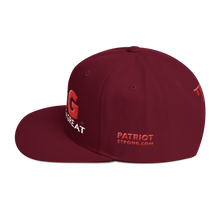 Load image into Gallery viewer, Ultimate Keep America Great Hat With Red 3D Puff Embroidery | Various Colors
