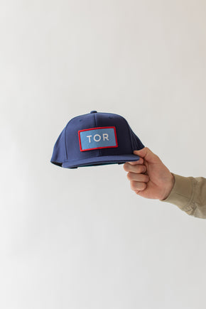 """New Blue"" TOR Baseball Snapback"