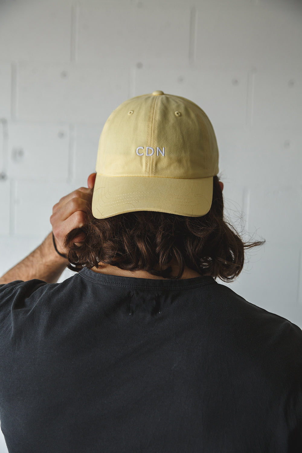 Yellow Classic Dad Hat