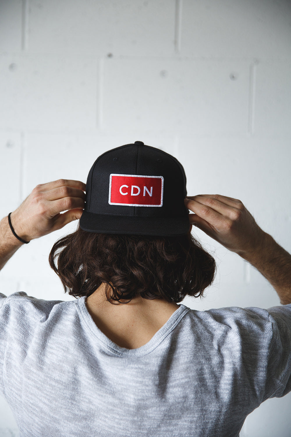 CDN Original Snapback - Black