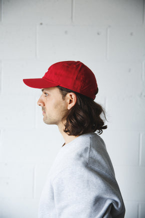 Red Classic Dad Hat